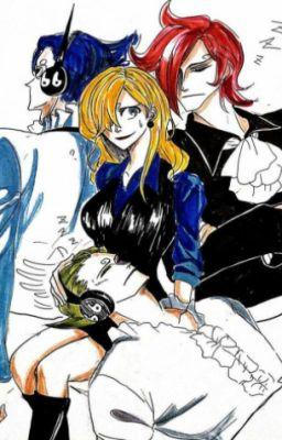 [One Piece] Sanji x Anh em Vinsmoke.