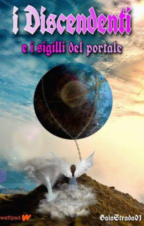 I DISCENDENTI || Nuovo Mondo by GaiaStrada01