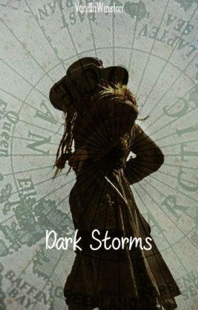 Dark Storms  Jack Sparrow [18+] by VanillaWinston