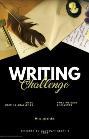With love, Ayanna (AWBC writing challenge) by miss_gesicho