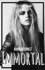 Immortal (Bucky B., Steve R., Logan H.) Book 1 by Avengerlover17
