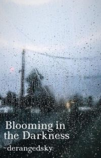 blooming in the darkness cover