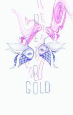 Retro Gold by kurohorizon