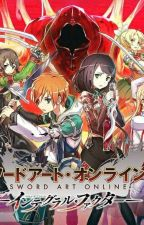 SWORD ART ONLINE INTEGRAL FACTOR : A NEW STORY by KiraTemo