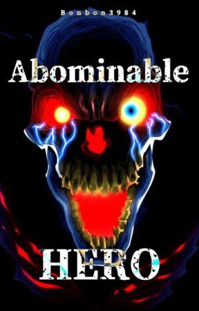 Abominable Hero by Bonbon3984