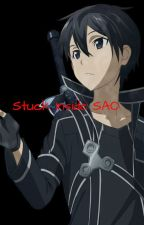 Stuck Inside SAO (Kirito x Reader) by -That-One-Otaku-