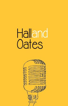 Hall & Oates [NaNoWriMo Fail] by thethirdplacer