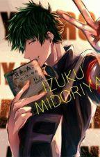 Secret Of Izuku Midoriya by Sarahthereaper