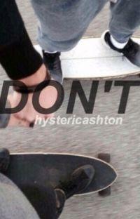 Don't ; Lashton cover