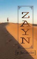 Zayn by MuslimAuthor2020
