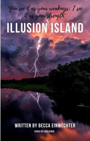 Illusion Island by beccaein