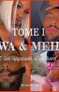 AWA & MEHDI << les opposés s'attirent >> cover