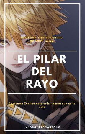 El pilar del rayo by UnaMexicanaOtaku