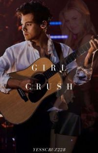 Girl Crush //L.S.// cover