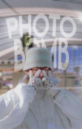 Photobomb   Taekook by iridiumy