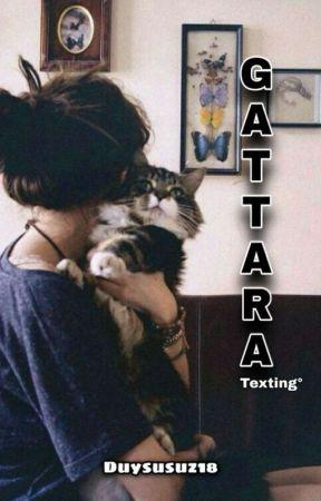 Gattara °texting° by duysusuz18