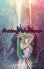 Goddess of Destruction (Godzilla Shifter X Palutena Finale) Book 3 by RyanJersey