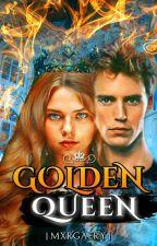 GOLDEN QUEEN ➤ Finnick Odair by mxrgaery