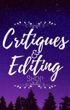 Critiques & Editing Shop by HollandWeathers