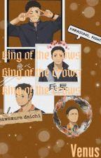 𝗞𝗜𝗡𝗚 𝗢𝗙 𝗧𝗛𝗘 𝗖𝗥𝗢𝗪𝗦 || Sawamura Daichi by TheWhiteRabbit24