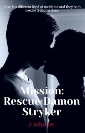 Mission: Rescue Damon Stryker [BxB]   by ImProbablyManic