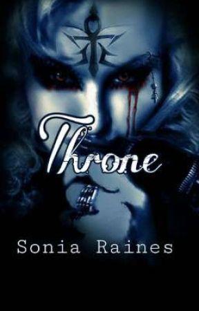 Throne  by M_E_G_A_T_R_O_N