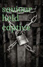 Saviour Held Captive  by sixth_bright_shiner