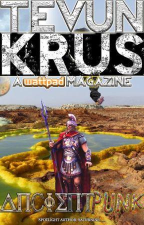 Tevun-Krus #90 - AncientPunk by Ooorah