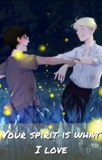 Your spirit is what I love |Drarry| by 3Shoto3