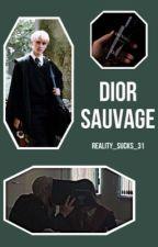 Dior Sauvage (Draco x Reader) by reality_sucks_31