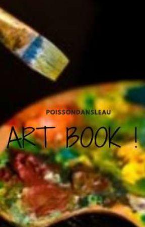 Art book !  by PoissonDansLEau