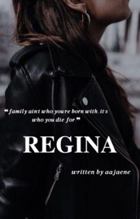 Regina by aajaene