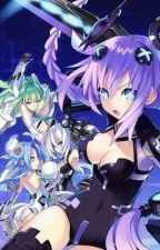 X Dimension Neptunia by UnderHocide