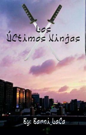 Los últimos ninjas by Barni_Lala