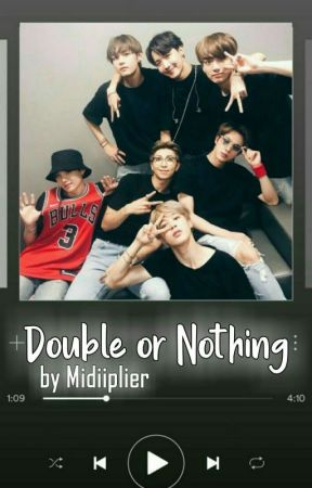 Double or Nothing - BTS 8th member au || VMIN by Midiiplier