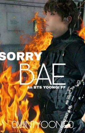 SORRY BAE | YOONGI by 0MintYoonie0