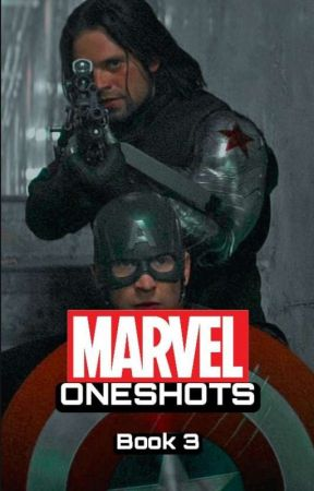 Marvel Oneshots - Book 3 by novanite