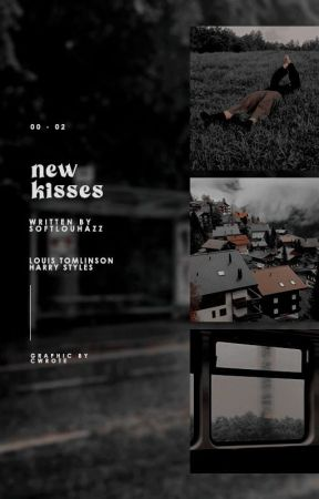 New kisses ✦ larry by softlouhazz