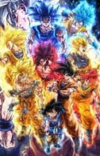 The Saiyan of Legend: Male Saiyan Reader x Dragon Ball Harem by OverlordAKX