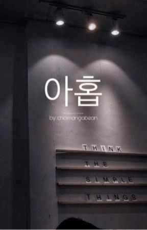 Nine    ateez family au  by ChoiMangaBean