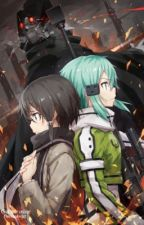 Sword Art Online: The Black Specter by NeonKunSama
