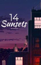 14 Sunsets | ryeji by sryujinwrts