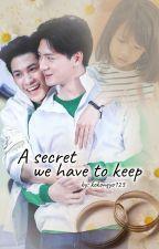 A secret we have to keep (Omegaverse) by kokongyo123