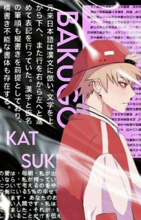 𝙏𝙖𝙡𝙠 𝙩𝙤 𝙢𝙚 | Bakugo by katszuki