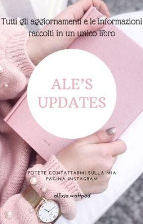 Ale's updates by Al3xja