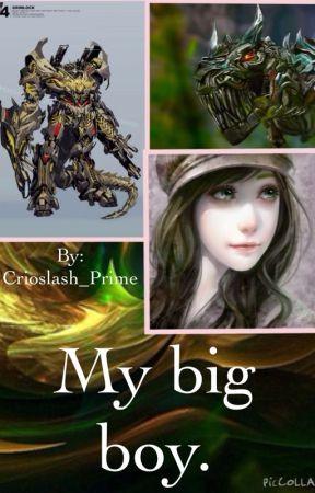 My big boy. by Crioslash_Prime