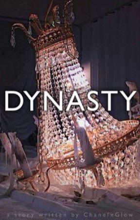Dynasty   by chanelxglow
