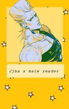 JJBA x male reader by Tnemom_Hurb
