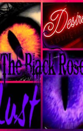 The Black Rose by GlendoraWright