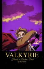 Valkyrie    Hawks x Reader x Dabi by -Forests